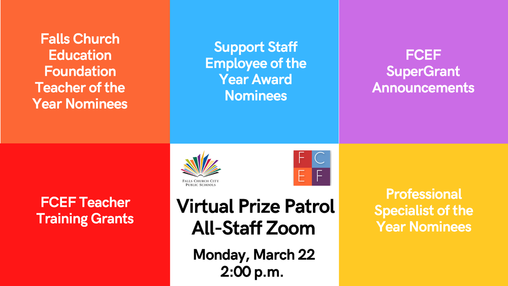 Nominees Announced for 2021 Falls Church Employee Awards