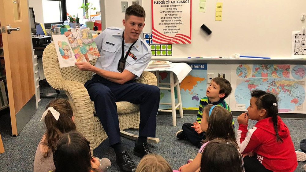 Veterans Day Special: Read Aloud from a Guest Who has Served