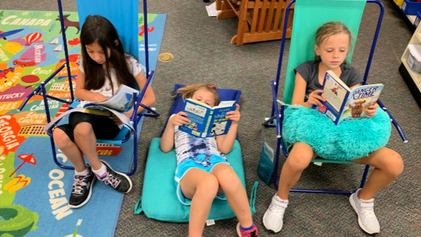 Building Reading Stamina, One Page at a Time