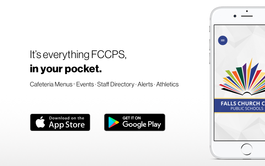 Now get Everything FCCPS, in your pocket!