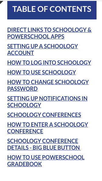 How Do I as a Parent Learn About Schoology?