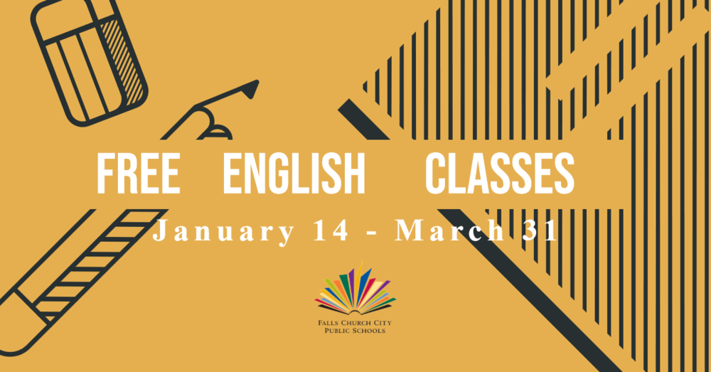 FCCPS Offering Free English Classes