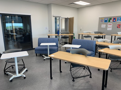 Flexible Seating Purchase Benefits MS & HS