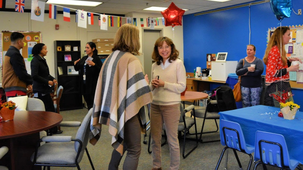 Family Resource Center Holds Open House