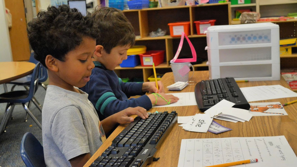 Typing and Writing Sight Words