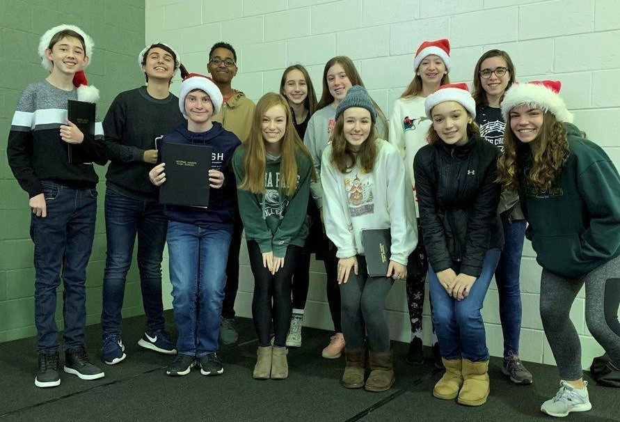 Winter Chorus Concert on December 11