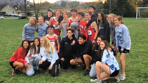 X-Country Teams Heading to States