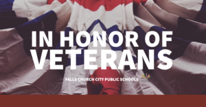 Veterans Day Observed in the Schools