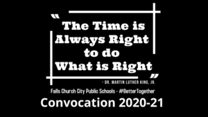 The FCCPS 2020-21 Convocation
