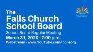 School Board Approves Calendar Changes for End of FY2020