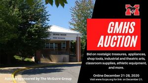 GMHS Auction Promo