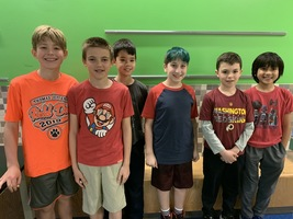 Six Tigers Qualify for MathCon Finals