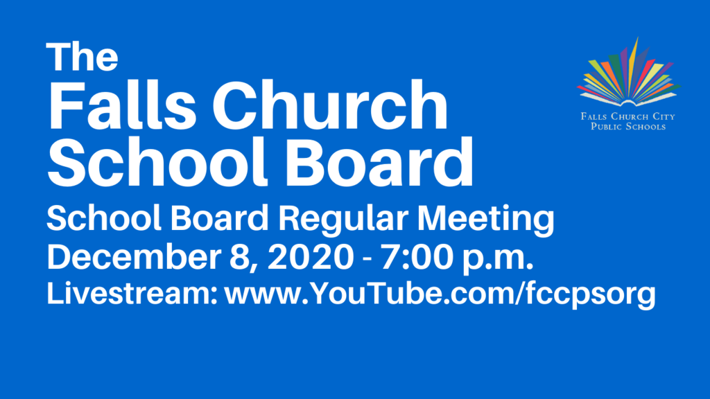 FCCPS School Board Regular Monthly Meeting
