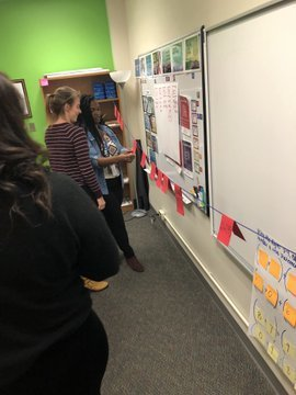 4th grade teachers learn about clothesline math