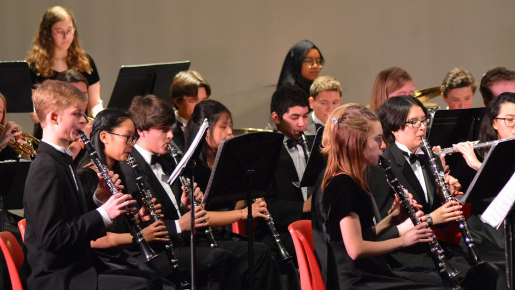GMHS Winter Band Concert