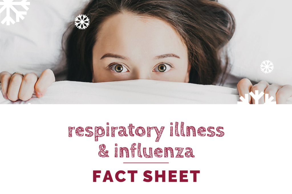 FCCPS Graphic/Respiratory Illness and Influenza