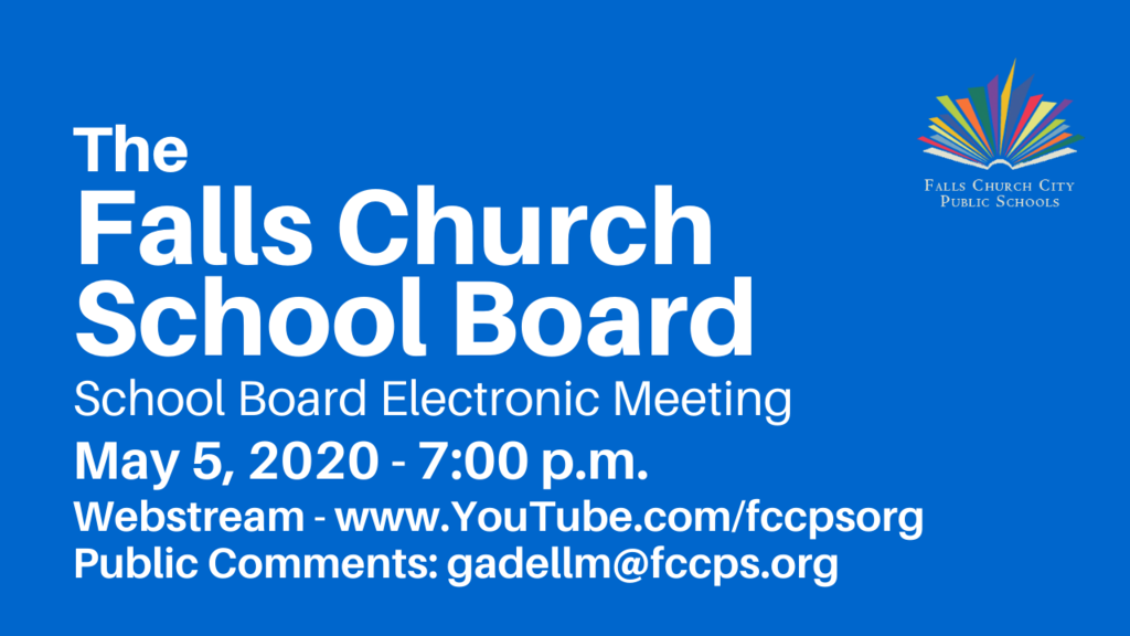 FCCPS School Board Meeting